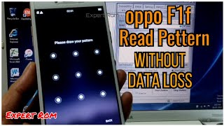 Oppo F1f Unlock Read Pettern Without Data Loss Via Miracle Crack 2.82