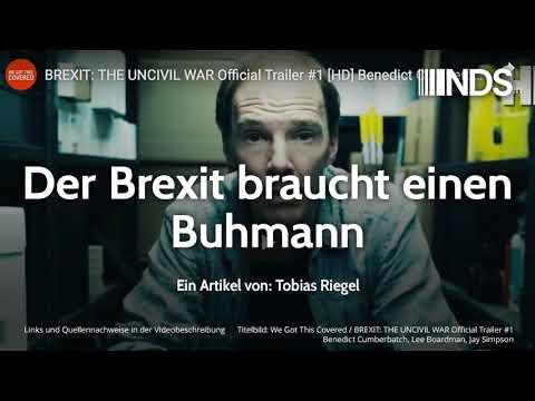 Der Brexit braucht einen Buhmann | Tobias Riegel | NachDenkSeiten-Podcast