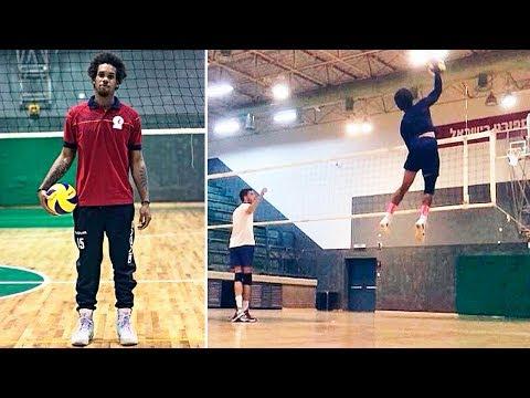 Terrel Bramwell / Height - 188cm / Spike - 370 cm / Monster of the Vertical Jump