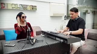 Shabnam Surayo Europe Tour 2018 Rehearsal before the concert