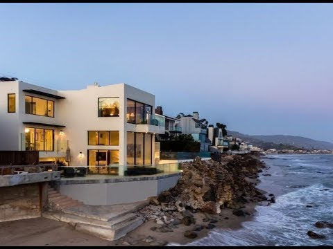 Beach House Malibu California