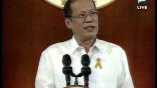 [Full] Press Conference of Pres. Benigno S. Aquino III - PTV Special Coverage [Aug. 23, 2013]