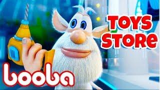 booba - Toys store - Funny cartoons - Super ToonsTV