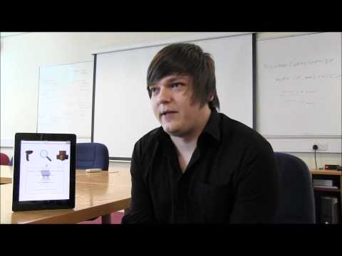 Q2 - Can you tell us about your final year project.wmv
