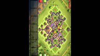 Base TH 7 Triple xXx (Farming)