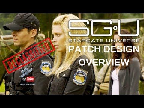Download SGU Patch Design & Overview - STITCH'S LOFT
