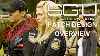 SGU Patch Design & Overview - STITCH'S LOFT