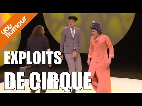 CHICHE CAPON - Exploits de cirque