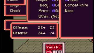 EarthBound Halloween Hack - Bad Fur Day Edition - Part 4 - User video