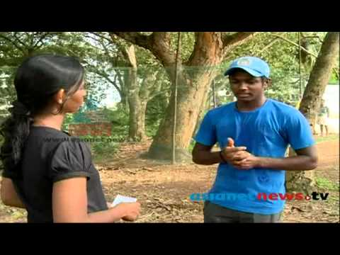 Interview with emerging cricket star Sanju V Samson