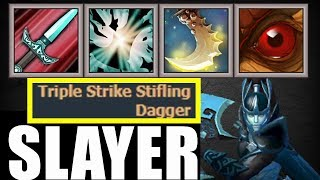 Triple Strike Triple Steal Machine Gun Pa | Dota 2 Ability Draft