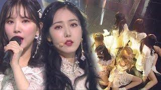 GFRIEND(여자친구) - Sunrise(해야) @인기가요 Inkigayo 20190120