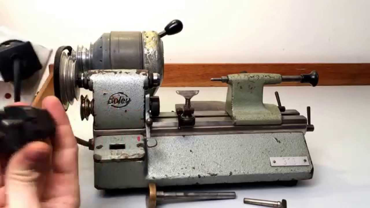 for sale boley f1 watchmaker miniature precision 8mm lathe youtube Precision Lathe