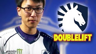 When DOUBLELIFT saved TEAM LIQUID from RELEGATION   #LeagueOfLegends