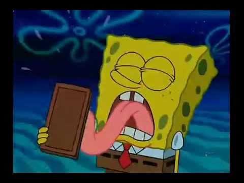 Spongebob sings Purple Pills-Feat.Eminem
