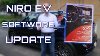 Kia Niro EV Software Update