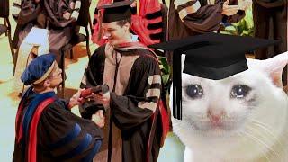 I Graduated Vet School