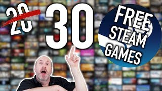 TGIF Giant Steam Game Giveaway - May 2019