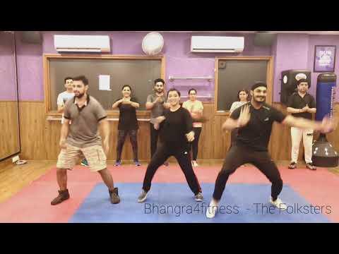 Bhangra Battles - Bhangra4fitness | Tankha | Ranjit Bawa | Dance Cover
