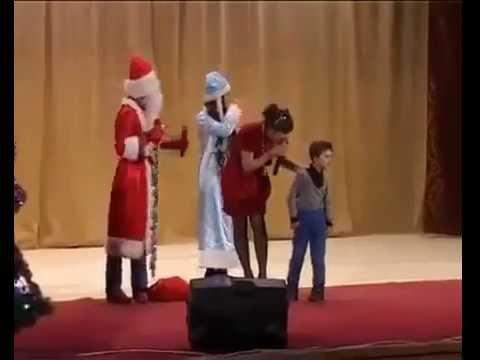 Стих про Деда Мороза в Новый Год