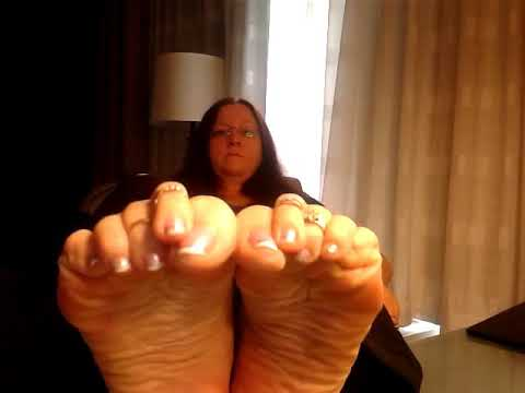 sexy bbw giantess feet play from YouTube · Duration:  5 minutes 40 seconds