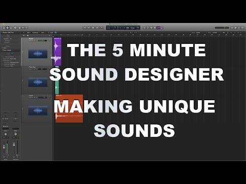 Game Sound Design Tutorial - Making Unique Sound Effects
