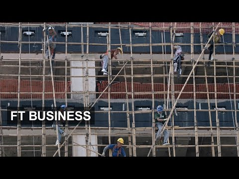 Hong Kong's construction worker shortage | FT Business