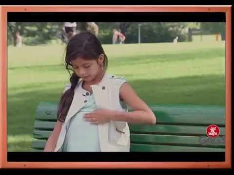 Смешное видео про детей, Маленький ребёнок хохочет при
