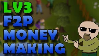 [OSRS] F2P Level 3 Money Making Guide 2018
