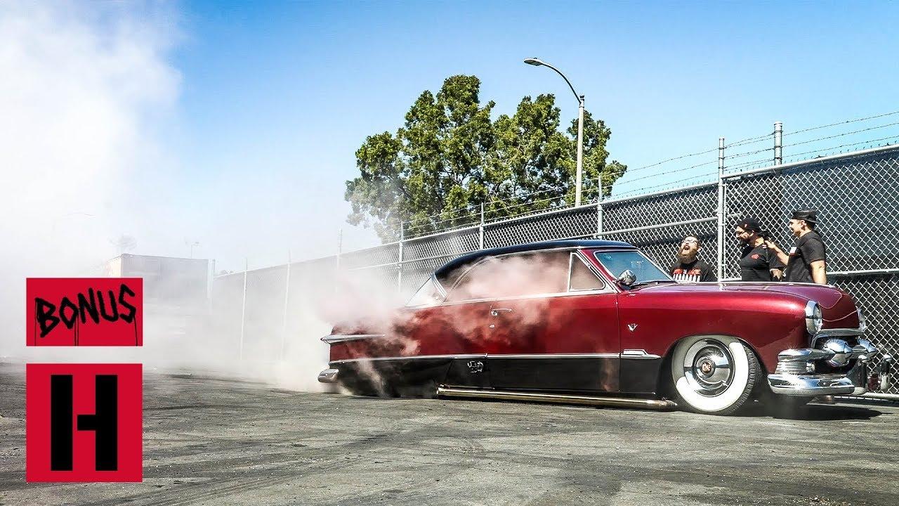 Bonus Rubber: Ford Victoria