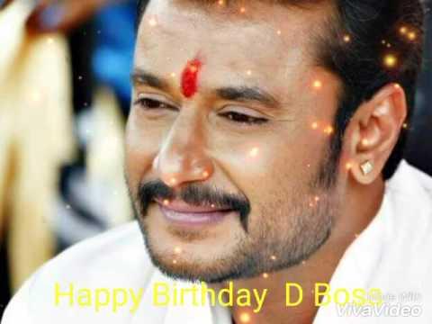 Challenging Star Darshan Birthday Song
