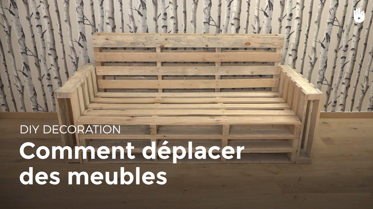 Comment Deplacer Un Meuble Lourd Sur Du Carrelage comment déplacer des meubles | bricolage