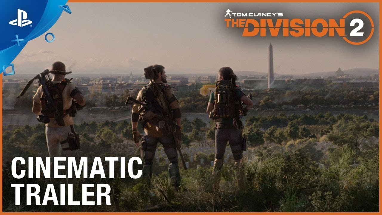 Tom Clancy's The Division® 2 Game   PS4 - PlayStation
