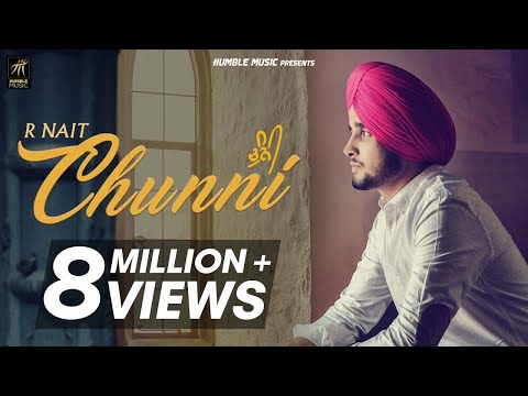 Chunni | R Nait | Pavvy Dhanjal | Official Music Video | Humble Music