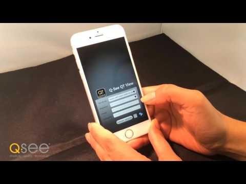 TUTORIAL App Q-SEE QT View para DVR Q-SEE Video Vigilancia