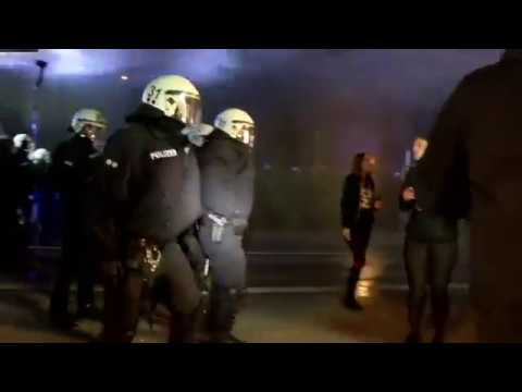 "music made at the G20 protest in Hamburg: ""Live from the Streets"" special edition"