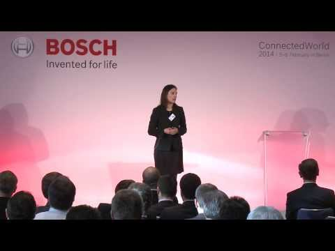"Bosch ConnectedWorld 2014 - ""Business Model Innovation"", Prof. Dr. Karolin Frankenberger"