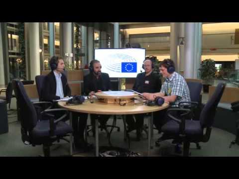 Europhonica - Kiez FM sendet aus dem EU-Parlament - 2015 10 28
