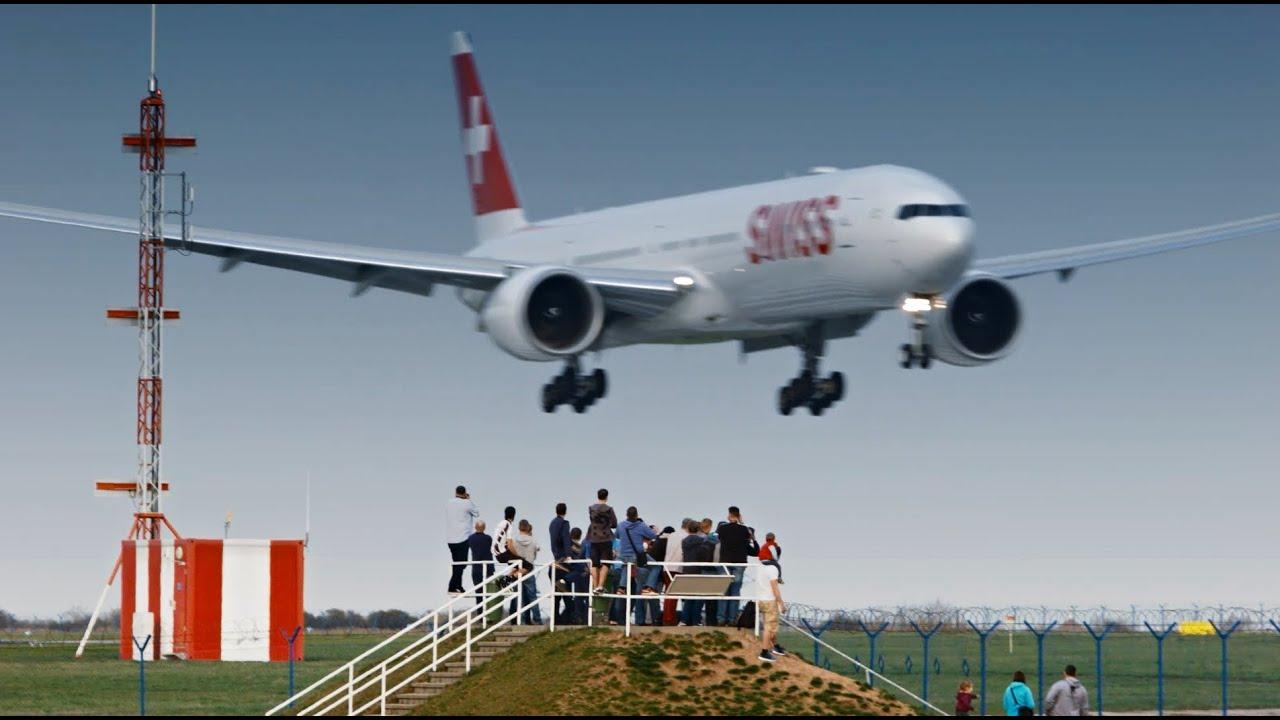 Magazín Terminál – Boeing 777 Swiss International Air Lines