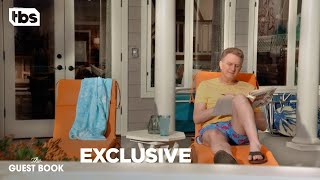 The Guest Book: Michael Rapaport [EXCLUSIVE] | TBS