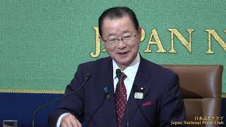 「朝鮮半島の今を知る」(24) 河村建夫・衆議院議員、日韓議員連盟幹事長 2019.3.25