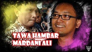 Rupanya Mardani Ali Sera masih sempat mengeluarkan kritik terkait t...
