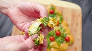 Закуска из сырных шариков - Рецепты от Со Вкусом
