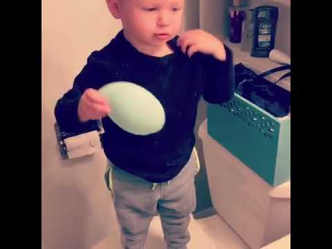 Mornings with Kevin O'Neill - Little Boy Tries to Use Mom's Sports Bra Inserts