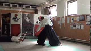 shin kumijo 7 [TUTORIAL] Aikido advanced weapon technique: