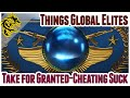 A given for Globals: To cheat is to be a Defined Idiot! - Explained. (Don't do it, EVER!)