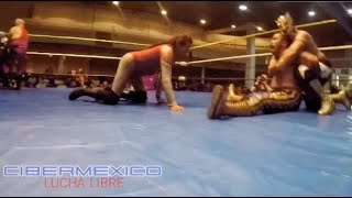 Lucha libre de media noche CIBERMEXICO
