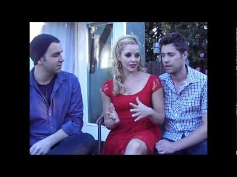 Drew Seeley and Amy Paffrath Interview for ...