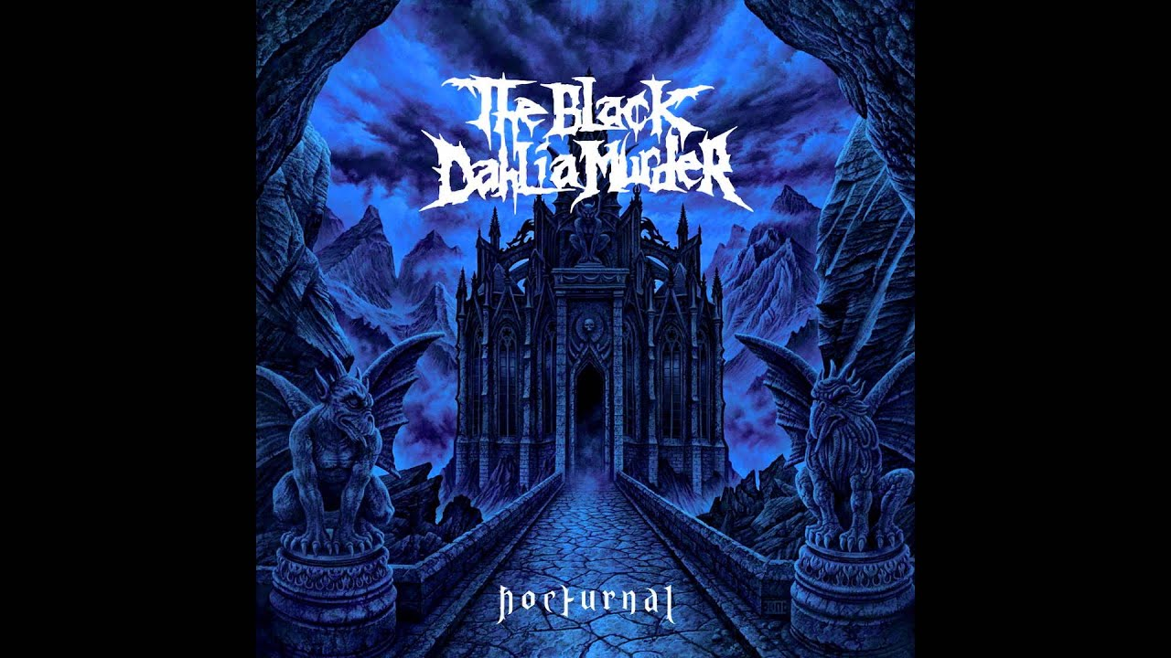 Nocturnal Vocal Cover The Black Dahlia Murder Youtube