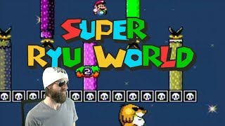 This Game is Getting GOOD! 3 Levels LIVE! [SUPER RYU WORLD] [#04]